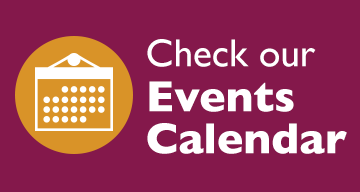 Check Our Events Calendar
